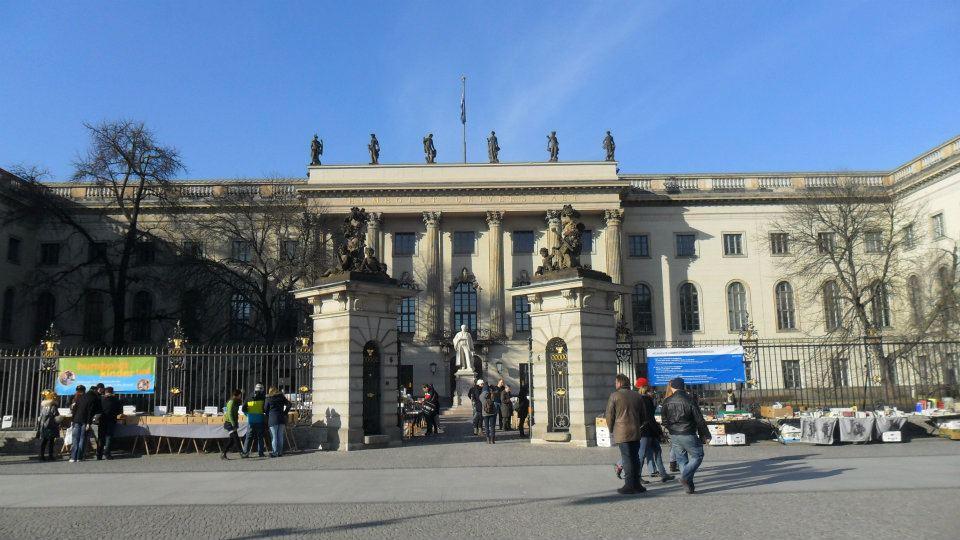 berlin, hogy megismerjék a város