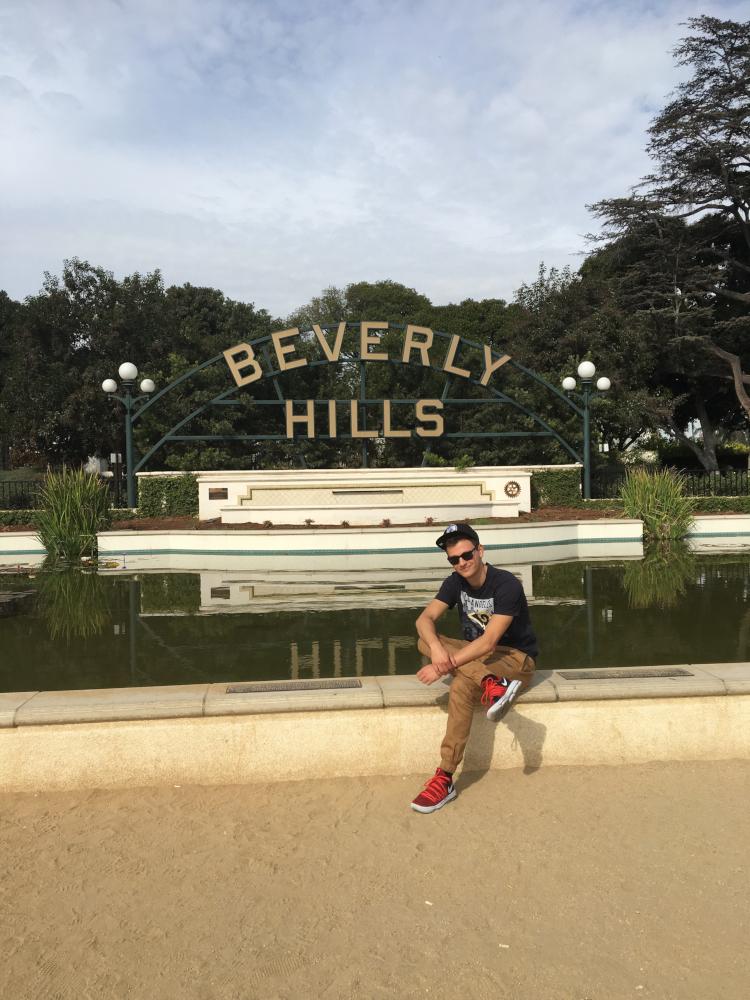 meccs Beverly Hills szakítás hétköznapi randevú után