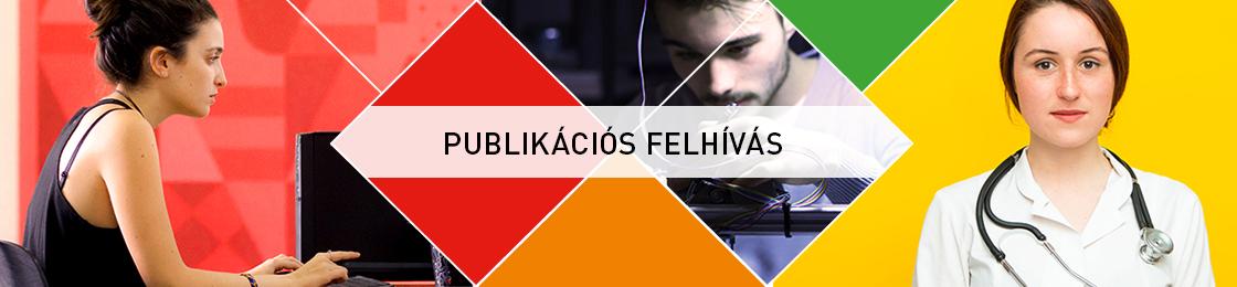Publikációs lehetőség | Alkalmazott Informatikai és Alkalmazott Matematikai Doktori Iskola